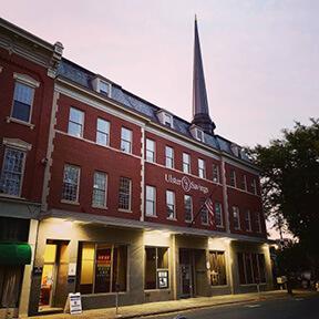 Detalles de Kingston (Wall Street)