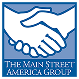 Logotipo de Main Street America